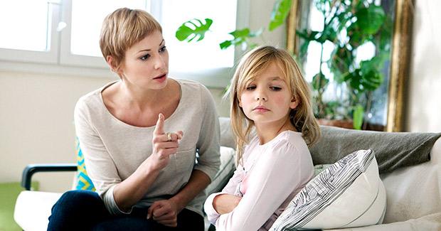 Конфликт между родителями и детьми
