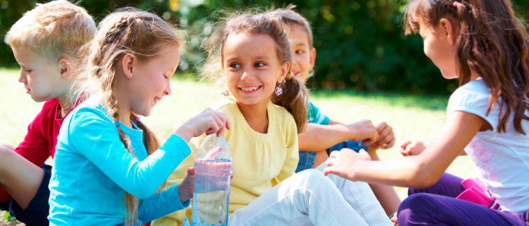 круг общения ребенка
