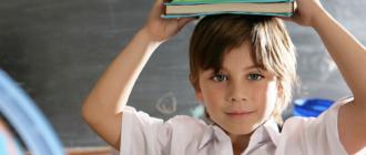 Адаптация пятиклассников к новым условиям обучения