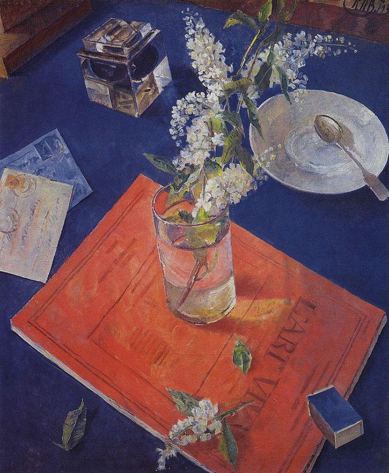 «Черемуха в стакане» (1923)
