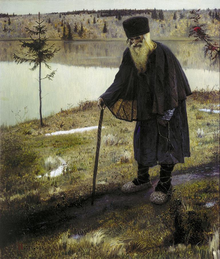 «Пустынник» (1888-1889)