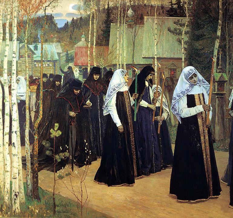 «Великий постриг» (1898)